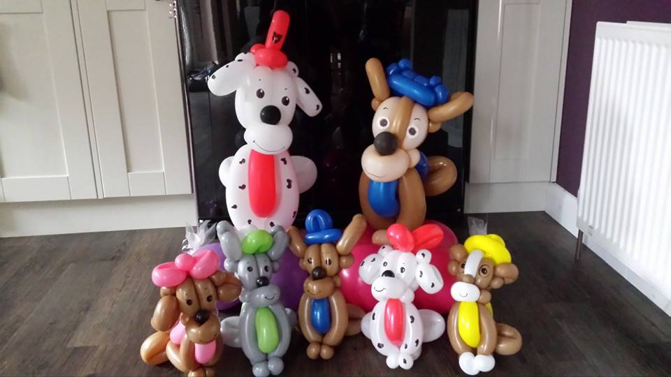Introducing Our New Range Of Paw Patrol Balloon Models